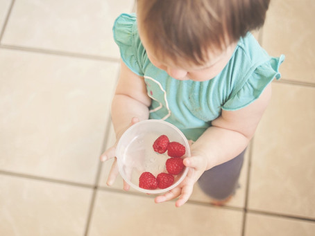 How to save money during your baby's weaning stage