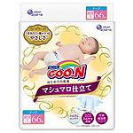 Goo.N Marshmallow Premium Soft Diapers, NB, 66pcs