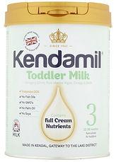 Kendamil Toddler Milk , Stage 3, 900g