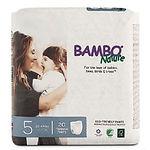 Bambo Nature Training Pants, XL, 20pcs