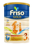 Friso Gold Growing-up Formula 2'-FL, Stage 3, 1.8kg