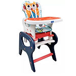 Lucky Baby Hoover Multiway High Chair, Owl