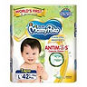 MamyPoko Extra Dry Protect Tape, L, 42pcs
