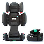Mifold Hifold The Fit-and-Fold Car Seat Booster, Grey