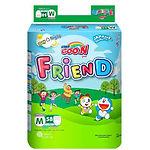 Goo.N Friend Pant, M, 58pcs