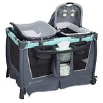 Baby Trend Simply Smart Nursery Center, Hint of Mint