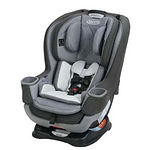 Graco Extend2Fit Platinum Convertible Car Seat