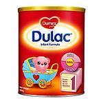 Dumex Dulac Infant Newborn Baby Milk Formula, Stage 1, 800g
