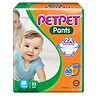PetPet Pants, M, 52pcs