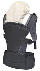 Combi Foldable Hipseat, Black
