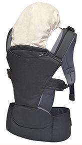 Combi Foldable Hipseat, Black
