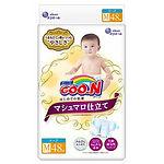 Goo.N Marshmallow Premium Soft Diapers, M, 48pcs