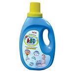 Pureen Anti Bacterial Liquid Detergent with Softener, 1000ml