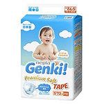 Genki! Premium Soft Tape, S, 72pcs