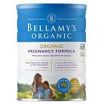 Bellamy's Organic Pregnancy Formula, 900g