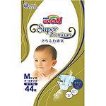 Goo.N Super Premium Diapers, M, 44pcs