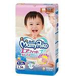 MamyPoko Air Fit Tape, L, 54pcs