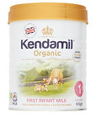 Kendamil Organic First Infant Milk, Stage 1, 800g