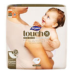 Drypers Touch Tape, M, 64pcs