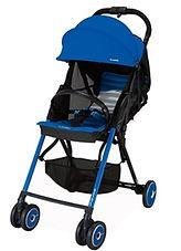Combi F2plus AF Stroller, Pacific Blue
