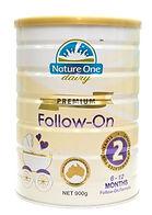 Nature One Dairy Premium Follow-On Formula, Step 2, 900g