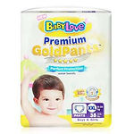 Babylove Premium Gold Pants, XXL, 38pcs