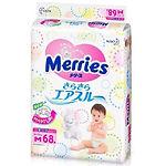 Merries Tape Diaper, M, 68pcs