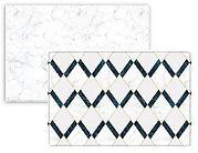 Parklon Bumper Playmat, Pure Royal Blue Marble, L15