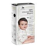Applecrumby Chlorine Free Tape Diaper, L, 36pcs