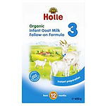 Holle Organic Infant Goat Milk Follow-on Formula, Stage 3, 400g