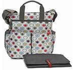 Skip Hop Duo Signature Diaper Bag, Pod Multi