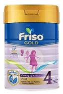 Friso Gold Growing-up Formula 2'-FL, Stage 4, 400g
