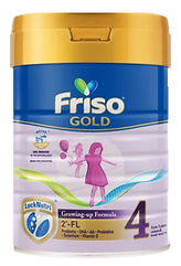 Friso Gold Growing-up Formula 2'-FL, Stage 4, 400g