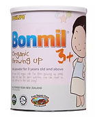 Bonlife Bonmil Organic Growing Up 3+ Milk Powder, 900g