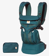 Ergobaby Omni 360 Baby Carrier, Cool Air Mesh, Evergreen
