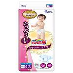 Goo.N Marshmallow Premium Soft Diapers, XL, 42pcs