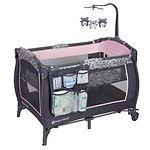 Baby Trend Trend-E Nursery Center, Starlight Pink