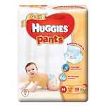 Huggies Gold Pants, M, 56pcs