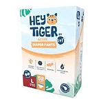 Hey Tiger Active Diaper Pants, L, 52pcs