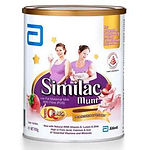 Similac Mum Low Fat Maternal Milk, Strawberry, 900g