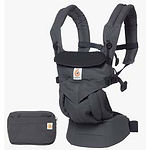 Ergobaby Omni 360 Baby Carrier, Charcoal