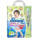 Moonyman Air Fit Pants, M, 72pcs