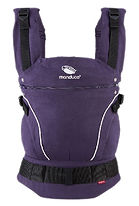 Manduca Pure Cotton Baby Carrier, Purple