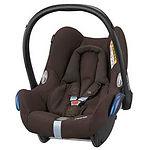 Maxi Cosi Cabriofix Car Seat, Nomad Brown