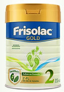 Frisolac Gold Infant Formula 2'-FL, Stage 2, 400g
