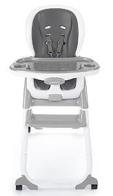 Ingenuity SmartClean Trio Elite 3-in-1 High Chair, Slate