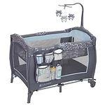 Baby Trend Trend-E Nursery Center, Starlight Blue