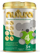 Nutura Growing Up Formula, Stage 4, 900g