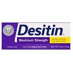 Desitin Maximum Strength Diaper Rash Paste, 113g