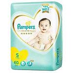 Pampers Premium Care Diaper, S, 60pcs